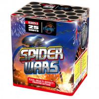 FC 3025-3 Spider Wars Фейерверк 25 выстрелов 30 мм FUROR
