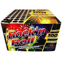 FC20100-2 Rock'n Roll (фейерверк, 100 зар, 20 мм, FUROR)
