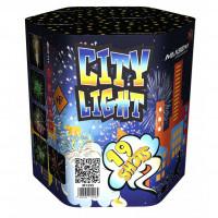 M1255 CITY Light - фонтан + фейерверк Maxsem 19 выстрелов
