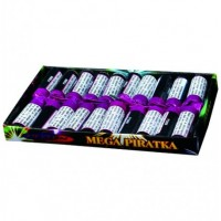 Петарды Mega Piratka P2000 (20 шт/уп, Maxsem)